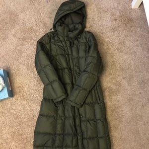 TNF metropolis coat